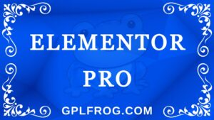 Elementor Pro Free Download With Lifetime Update